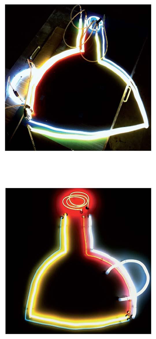 Neon funnel
